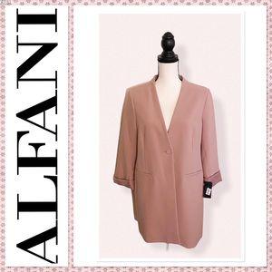🆕Alfani Petite Women's One-Button Blazer/Jacket